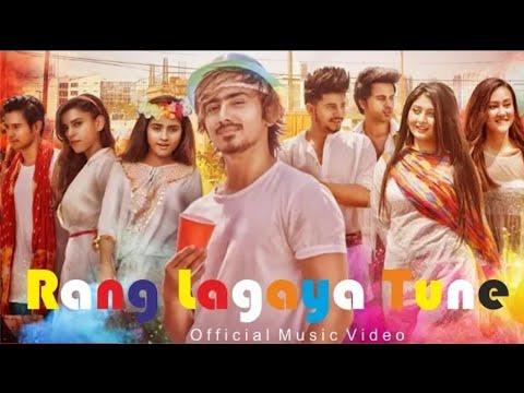 Rang Lagaya Tune Official Music Video || Adnaan Shaikh, Nisha Guragain, Amir Arab, Sana Khan