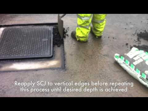Cold Lay Asphalt Concrete
