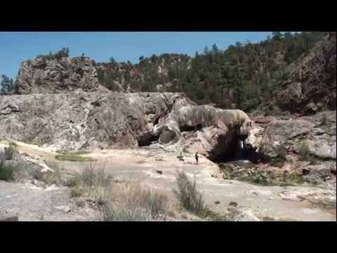 Jemez Mountain Trail #2 - Soda Dam