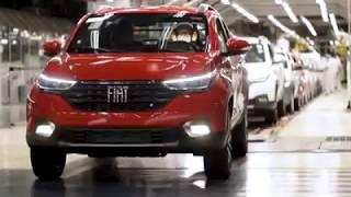 Nueva Fiat Strada - Así se fabrica en Betim, MG Brasil