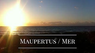 Maupertus sur Mer plage de l'Anse du Brick