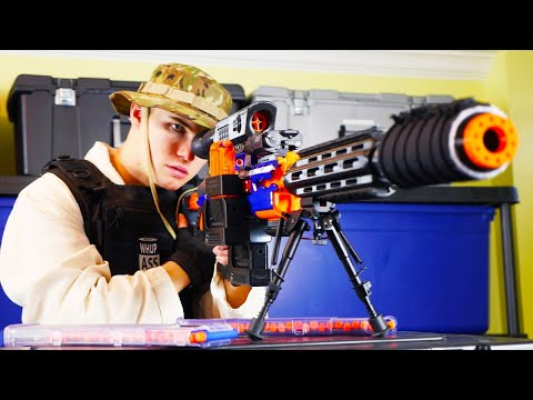 Thumbnail: Nerf War: Brother Vs Brother