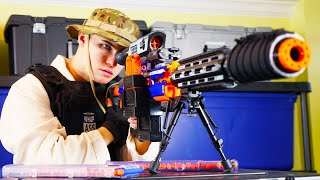 Nerf War: Brother Vs Brother thumbnail