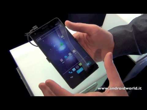 Panasonic Eluga Power, anteprima in italiano by AndroidWorld.it