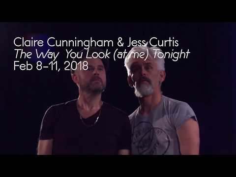 Claire Cunningham & Jess Curtis: The Way You Look (at me) Tonight