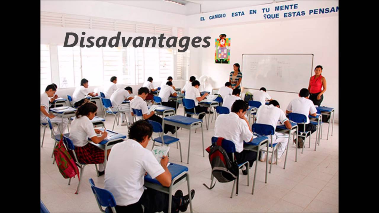 advantages of secondary education