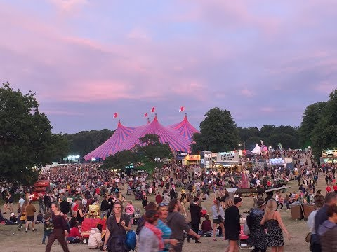 Latitude Festival 2017 Various Clips