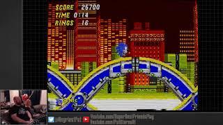 Pat Streams At Sonic the Hedgehog 2! 2017-08-18