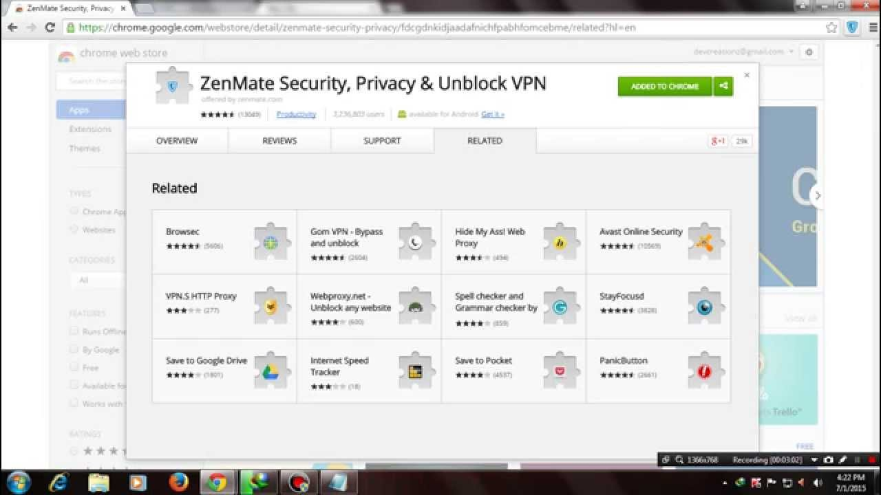 download zenmate for pc chrome