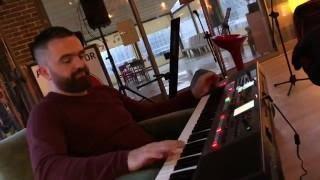 Hakan Çebi - At gitsin - Roland E-A7