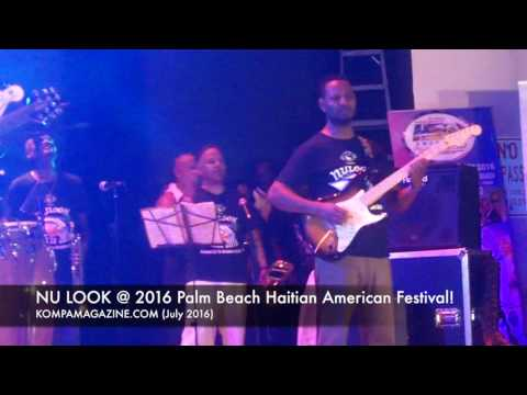 2016 HAITIAN PALM BEACH FESTIVAL - NU LOOK!