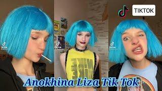 Anokhina Liza Tik Tok Compilation 2021