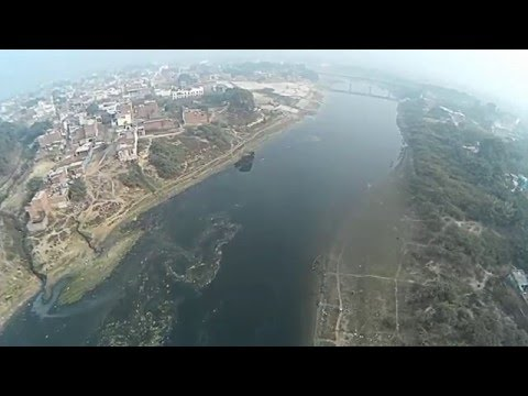 Aerial filming of IIT(BHU) Varanasi