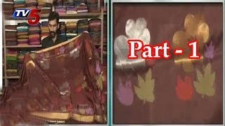 Snehitha - Uppada Wedding Saree Part - 1