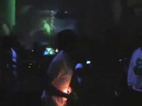 San Diego Underground Rave Glowsticking