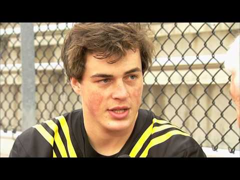 Jacob Eason hits the trash can, heads to UGA