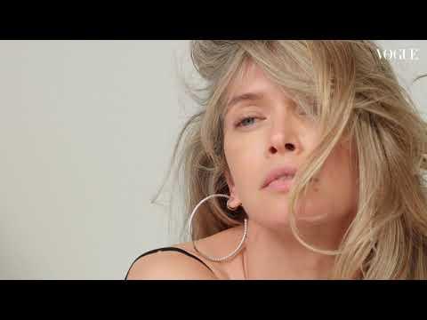 Лицо ювелирной компании Mercury Вера Брежнева в фотосессии Vogue