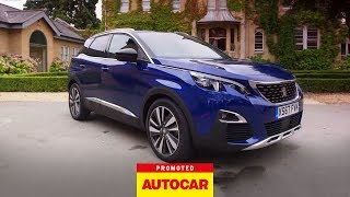 Promoted: The PEUGEOT 3008 SUV – Safety | Autocar