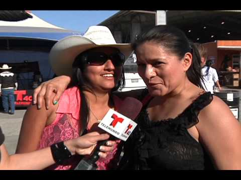 LIVESTOCK SHOW MERCEDES TX Y TELEMUNDO 40 MCALLEN - YouTube