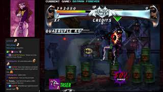 Batman Forever (arcade) - Robin 1CC
