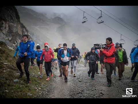 The Raw Sound Of Running An Ultra Trail | UTMB 2017 | Salomon
