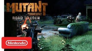 Mutant Year Zero: Road to Eden - Announcement Trailer - Nintendo Switch