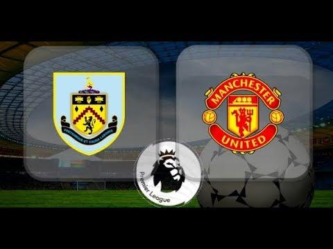 Burnley Vs Manchester United - Premier League |Highlights ...