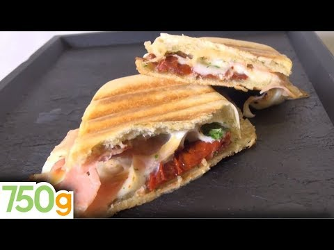 recette-de-panini-jambon-tomate-mozzarella---750g