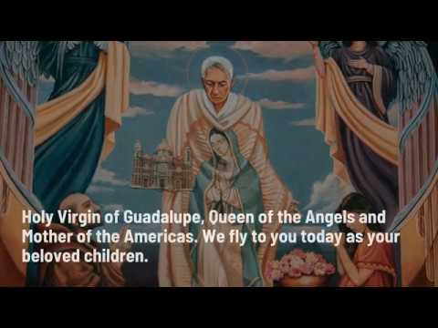 Prayer to Our Lady of Guadalupe During Coronavirus Pandemic