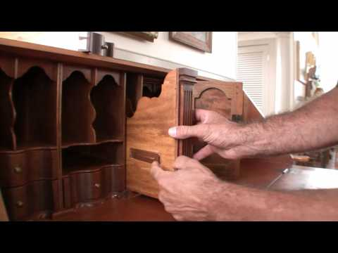 Antique French Decanter Cabinet or Tantalus from YouTube · Duration:  1 minutes 50 seconds
