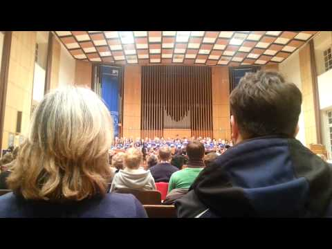 International choir of University Bonn