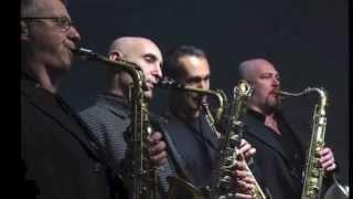 Saxea Saxophone 4tet // Barbara Raimondi