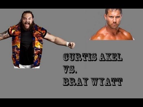 WWE 13: Bray Wyatt vs. Curtis Axel
