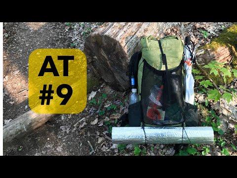 AT#9 WHAT IT'S LIKE Appalachian Trail Thru-Hike 2018