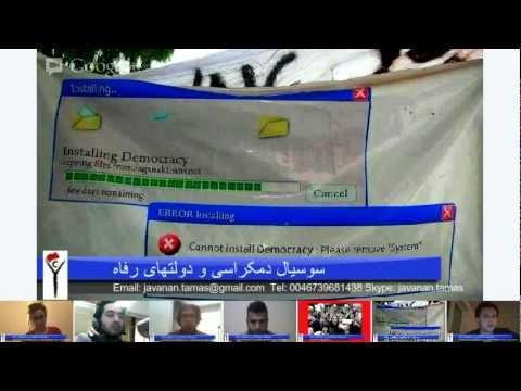 Jk Hangout - Social Democracy Va Dolathaye Refah