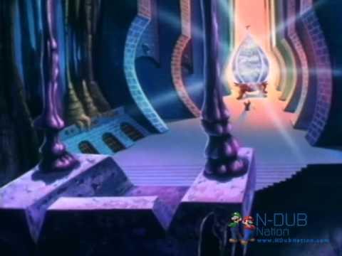 The Legend of Zelda Animated Series: Episode 1: The Ringer