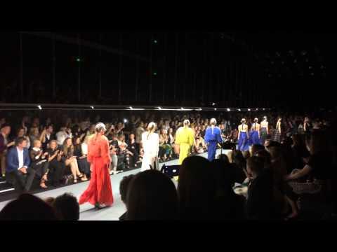 Carla Zampatti Fashion Week Australia Runway Video