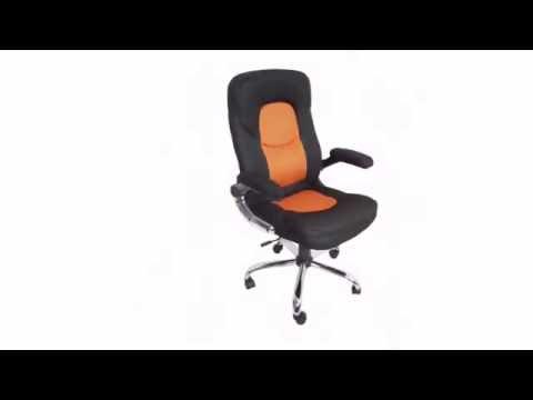 ALEKO® High Back Office Chair Ergonomic Computer Desk Chair Net Fabric
