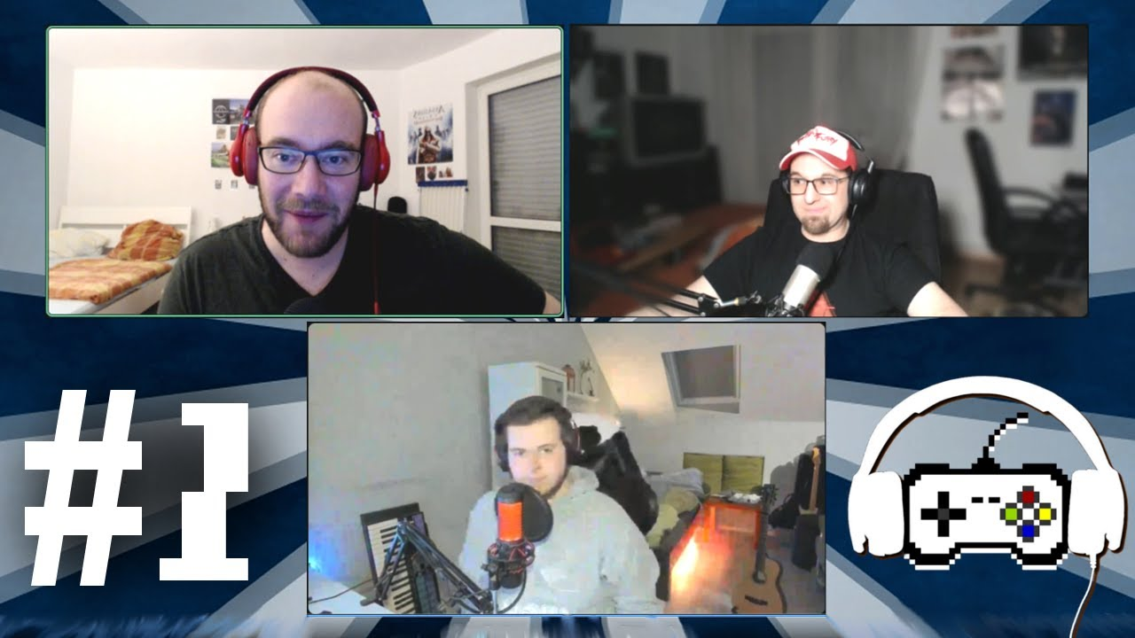 Friday Game Cast #1 Destiny 2 News; Among Us, Genshin Impact + Twitch-Trends| Gaming Podcast Deutsch
