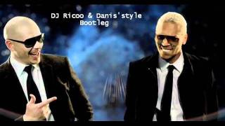 Pitbull ft. Chris Brown, Bingo Players - Rattle Love ( Dj Ricoo & Danis'style Bootleg )