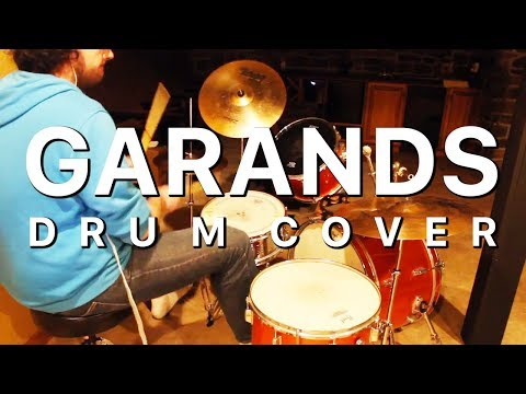"Young The Giant - ""Garands"" Drum Cover"
