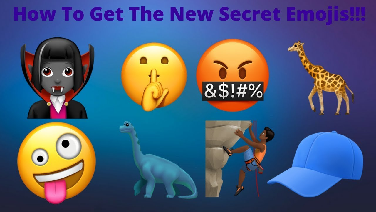 how to get new emojis on iphone how to get the new emojis on ios 11 with an iphone 20102
