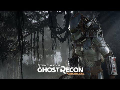 Ghost recon wildlands ตามล่าหรือถูกล่า Predator