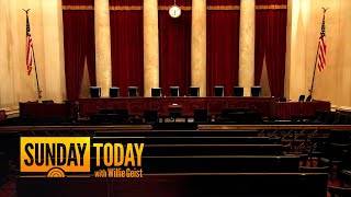 A Look Back At The History Of Supreme Court Nominations | Sunday TODAY