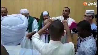 شعرة رسول الله في الجزائر