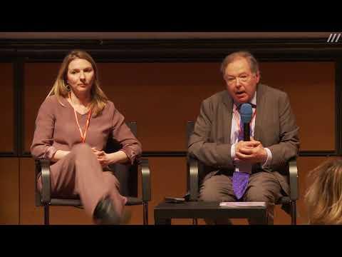 Digital Innovation In Theatre: Nicholas Payne (Opera Europa) and Heidi Wiley (ETC)