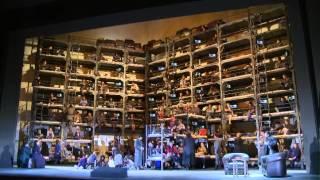 Der Chor der Deutschen Oper Berlin unter William Spaulding