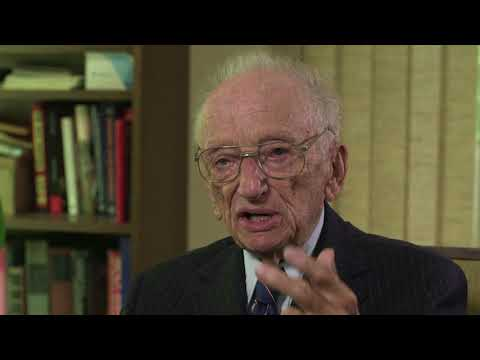 Ben Ferencz for Emory University School of Law