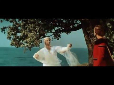 Превращение Лебедя в Царевну Skazka o Tsare Saltane 1966
