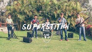 Stevie Wonder - Superstition (Cover by V5)